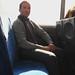 20150307-Vexen on bus, going into Chippenham by Vexen Crabtree