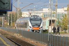 PR EN63A-006 , Kielce train station 26.10.2016