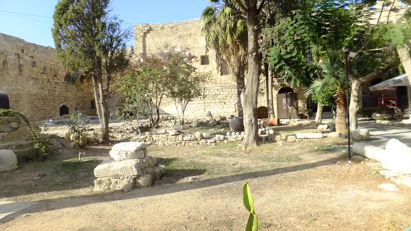 Inside Kyrenia Castle