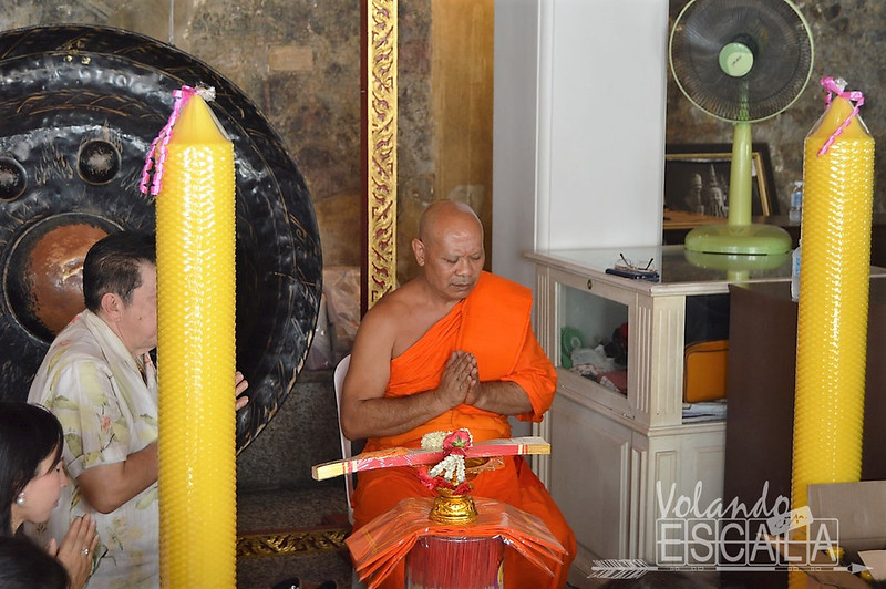 Ruta por los templos de Bangkok