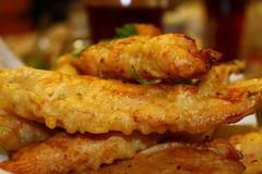Gluten free chicken strips