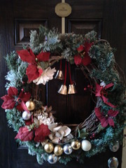 Christmas weath 2016