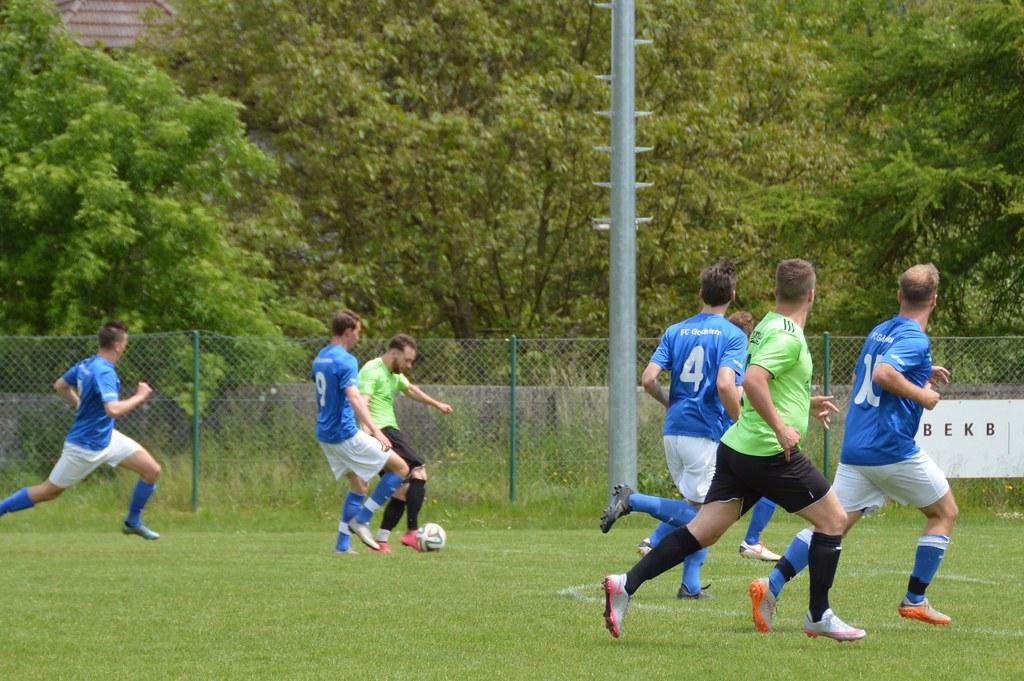 1. Mannschaft vs. FC Goldstern 22.05.2016