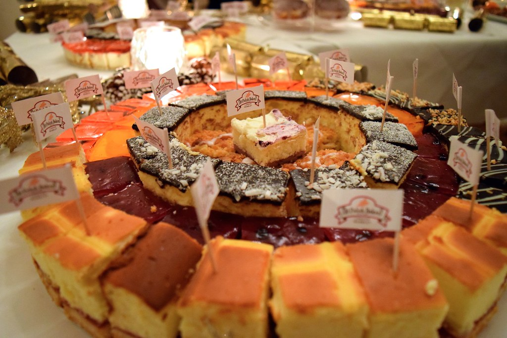Cake Selection by The Polish Bakery