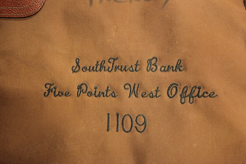 SouthTrust Bank Bag