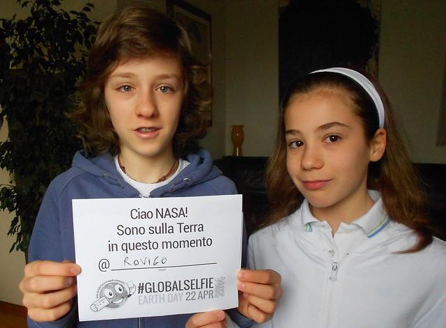 #globalselfie Rovigo Italia