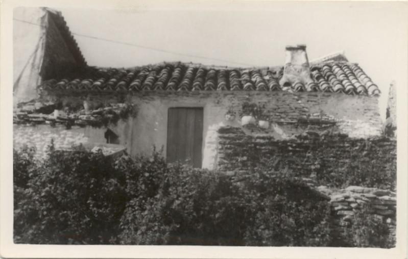 Casa tradicional en Setenil.