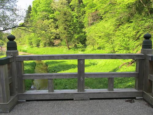 エンディングで4人がおすまし顔のあの橋