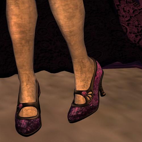 Stone Slippers