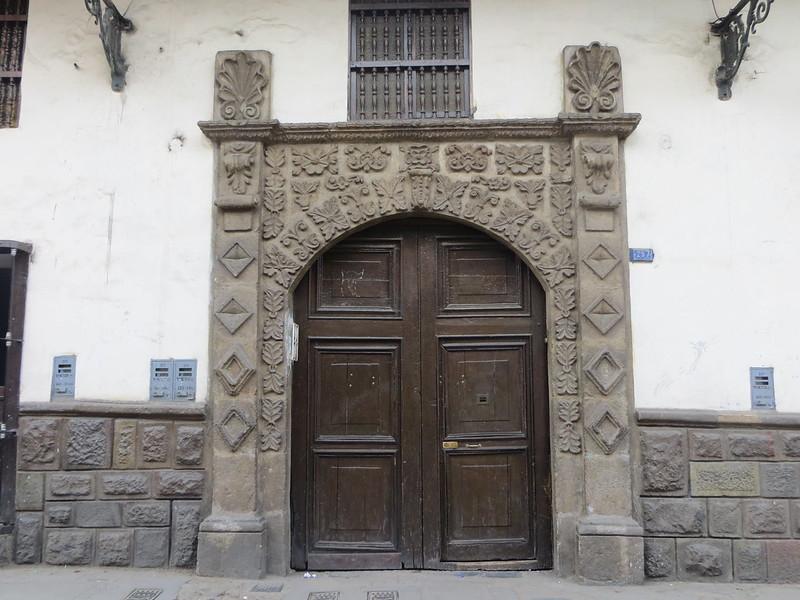 door, Cajamarca
