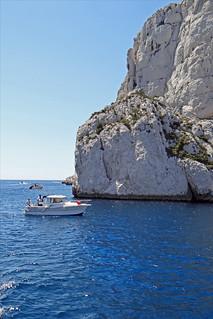 Image of Calanque de Sormiou. mer france marseille calanque méditerranée dalbera