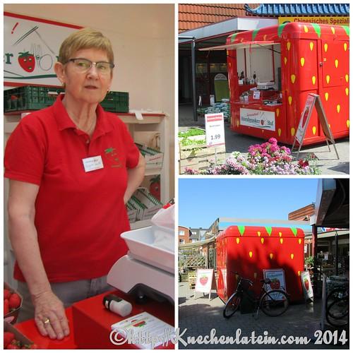 ©Erdbeersaison 2014: Erdbeere Sky Markt