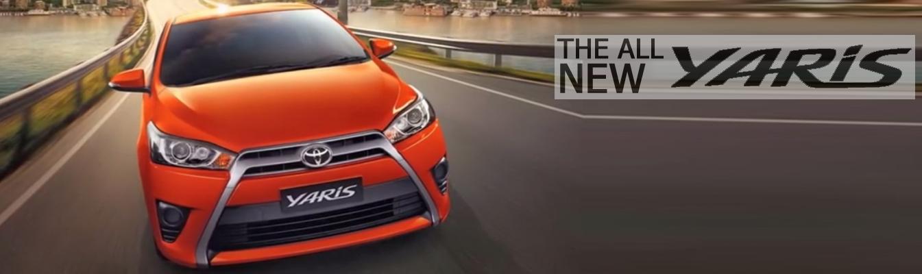 Mobil Toyota All New Yaris di Jakarta