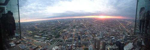 Ledges at Willis Tower