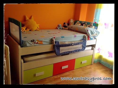 De estrenar cama de mayores contras y pros - Somier para ninos ...