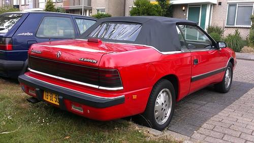 "IMCDb.org: 1993 Chrysler LeBaron Convertible in ""L.A. Heat ...  |1996 Lebaron Convertible"