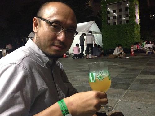 ベルギービールウイークエンド@梅田