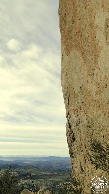 Massive boulder