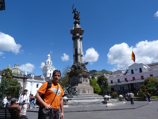 Plaza de la Independencia de Quito (Ecuador)