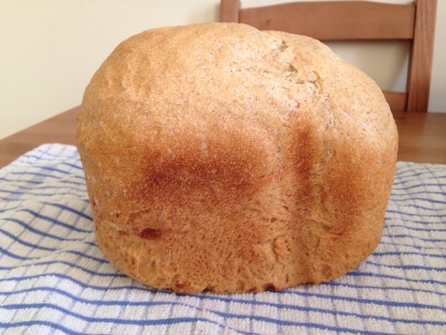 Fresh Home Baked Bread - I Love It!