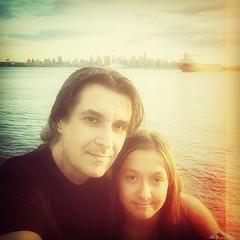 Ana, Vancouver and me : )