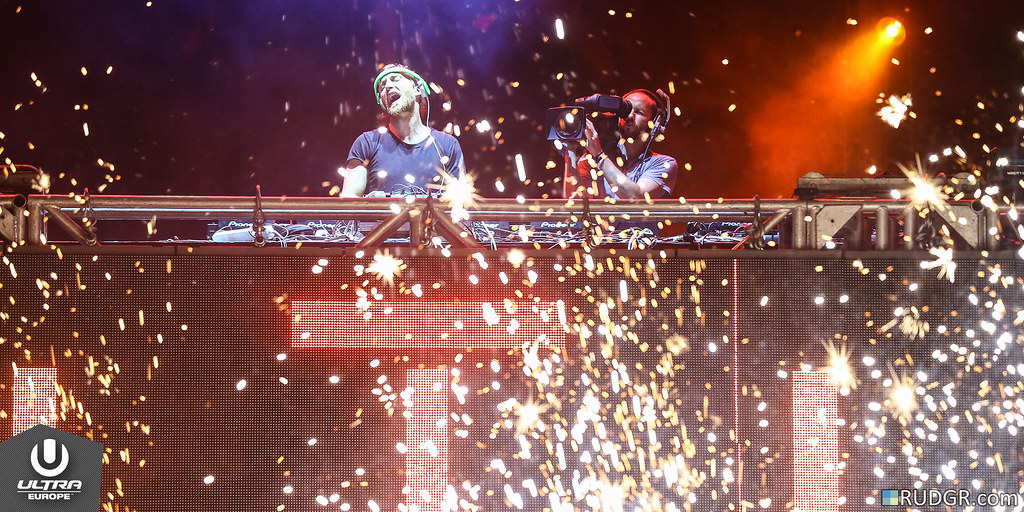 David Guetta @ Ultra Europe 2014
