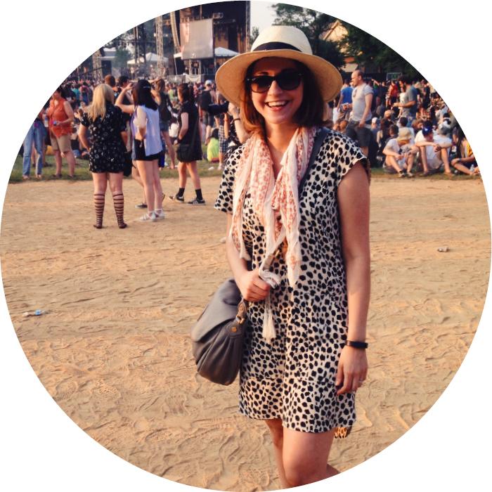 summmer, pitchfork, wear to a music festival, outfit ideas, dash dot dotty