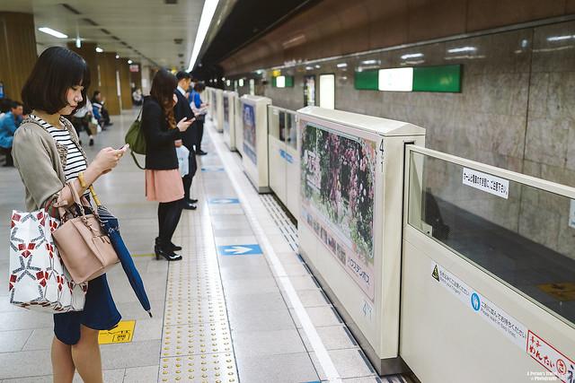 福岡市營地下鐵 博多站