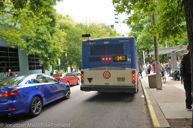 Bike-Bus leapfrog -1