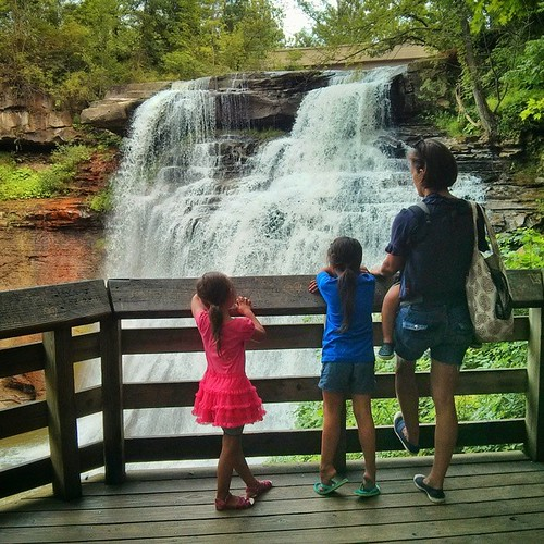 Waterfalls are annoying like sunsets are stupid. #malimishmamaandkids