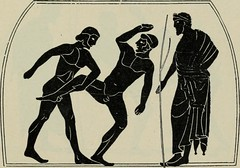 """Image from page 467 of """"Greek athletic sports and festivals"""" (1910)"""