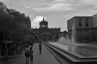 Guadalajara - Plaza Tapatio Fuentes Danzantes