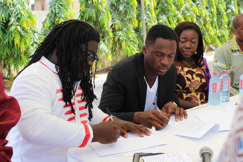 Obour signs MOU