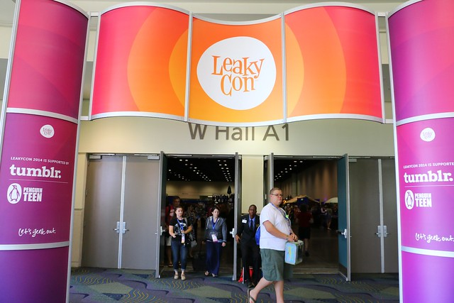 LeakyCon 2014