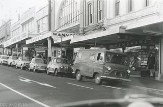 George Street, near Octagon May 1975