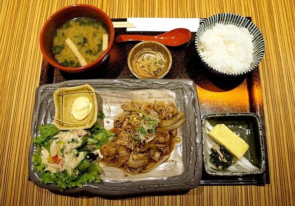 日本定食台北YAYOI軒12