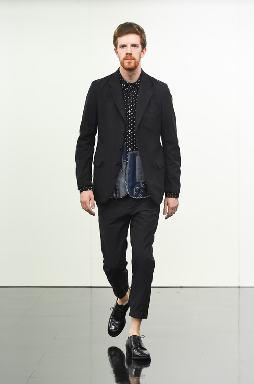 SS15 Tokyo COMME des GARCONS HOMME002_Cameron @ EXILES (Fashion Press)