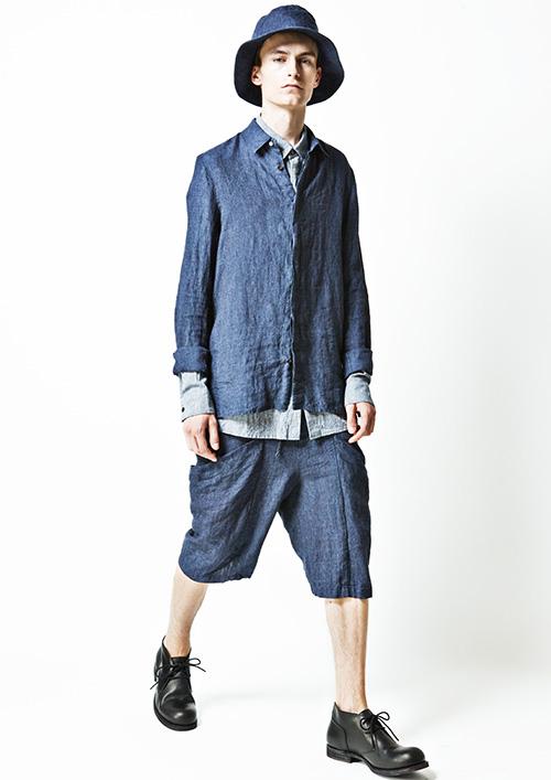 SS15 Tokyo KAZUYUKI KUMAGAI020_Jack Chambers(Fashion Press)