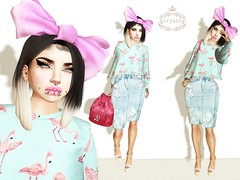 Faun, Pink Acid, CandyDoll, CO57, Moon, Paperbag