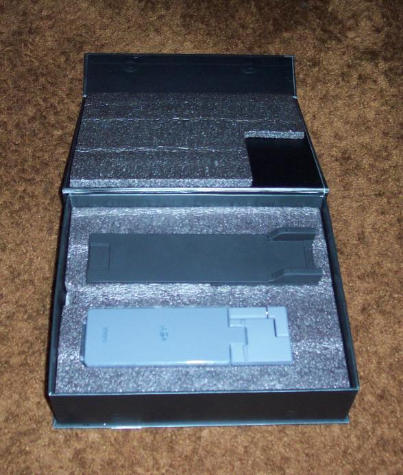 Xcanex open box