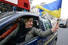 Automaidan in London