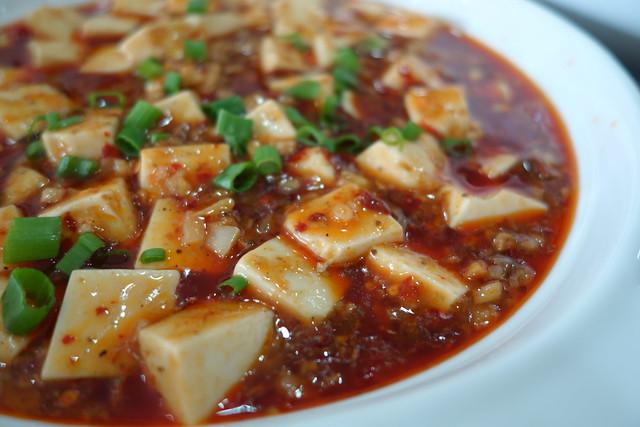 Mapo Tofu (Extra Spicy) - Chuan Wei Xuan, Joo Chiat