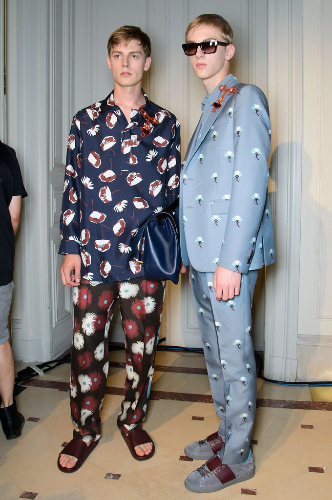 Dominik Sadoch3137_8_SS15 Paris Valentino_ Janis Ancens(fashionising.com)