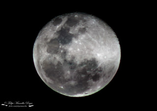 One day after super moon :D