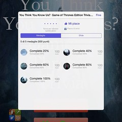 Yes,i know you! #completeit #got #iOS #quiz