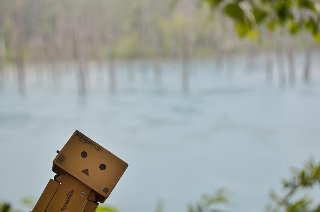 青い池 (5)