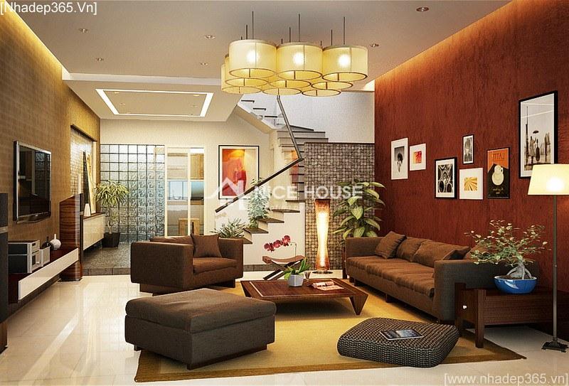 Thiết kế nội thất nhà chị Hằng - Hà Nội_2