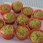 Muffins Integrais de Espinafre (5)
