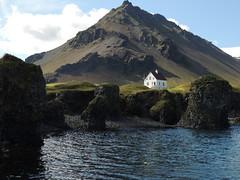 View from Arnarstapi