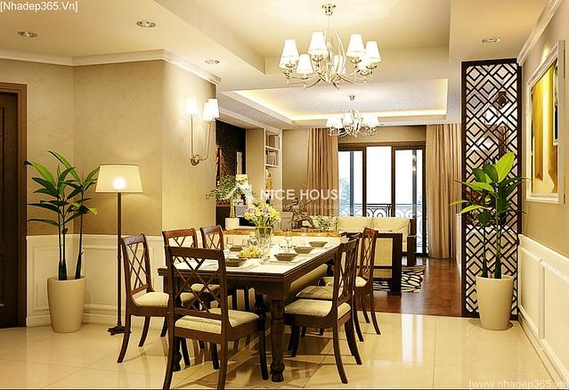 Nội thất căn hộ chung cư Royal City_5